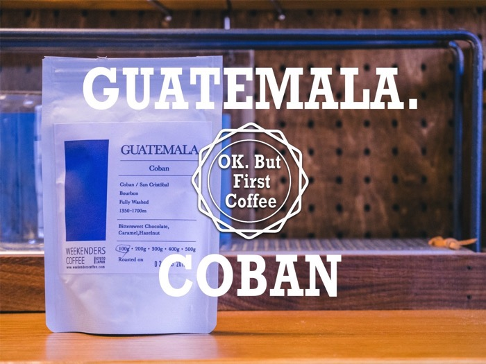 Today ButFirstCoffee GUATEMALA