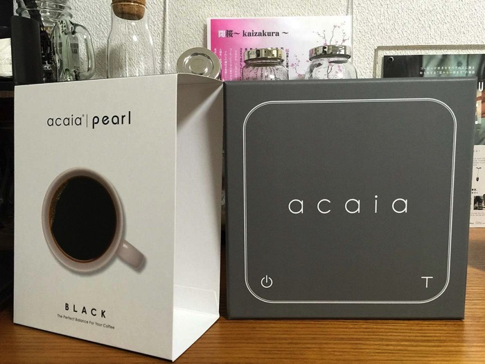 Acaiapearl black