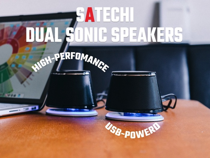 SATECHI DUALSONICSPEAKERS22